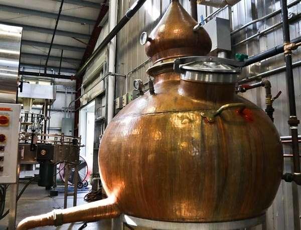 Limestone Distillery